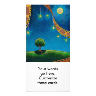 Film production editing movie party cards fun art personalized photo card