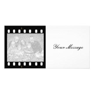 Film Strip Custom Photograph Frame Photo Card
