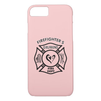 Firefighters Girlfriend iPhone 7 Case