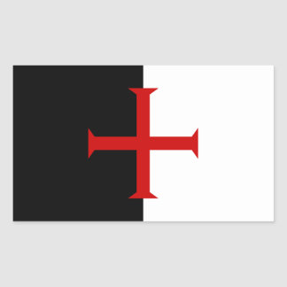 Flag of the Knights Templar