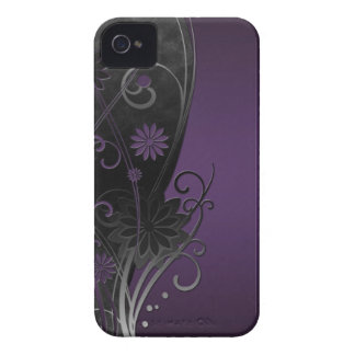 Floral iPhone 4/4S Case Mate Case