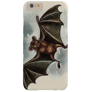 Flying Silly Goofy Vampire Bat Barely There iPhone 6 Plus Case
