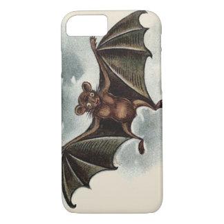 Flying Silly Goofy Vampire Bat iPhone 7 Case