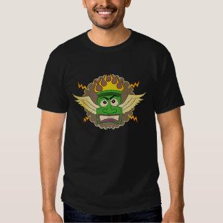 Flying Tiki Monster Shirt