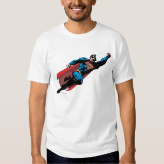 Flying to the right - Comic T Shirt