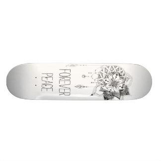 Forever Peace Skate Board Deck