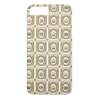 Framed French Crowns iPhone 7 Plus Case