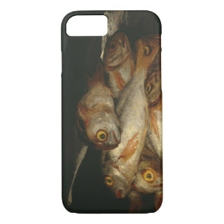 Francisco Goya - Still Life with Golden Bream iPhone 7 Case