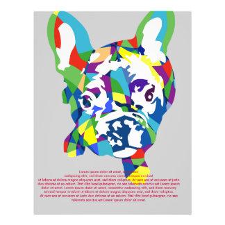 French Bulldog flyer