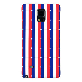 French Flag Theme Samsung Galaxy Note 4 Case