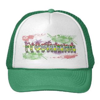 Freshman - Flowers Trucker Hat