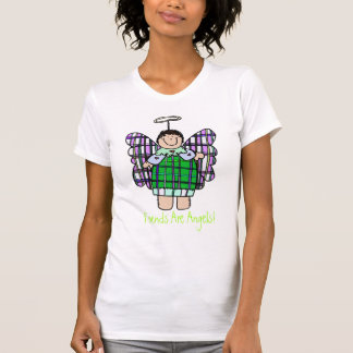 Friends Are Angels! Tshirt