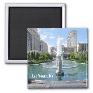 Funky Las Vegas Magnet! Square Magnet