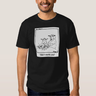 Funny Ship Modeling Cartoon T-shirt! T-shirt