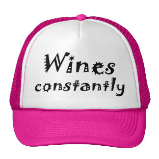 Funny wine quotes gifts cute trucker hats gift