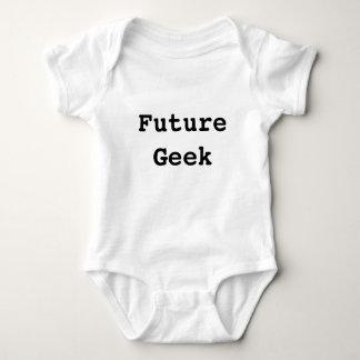 Futur équipement de geek tee shirts