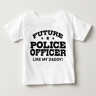 Future Police Officer Tee Shirts
