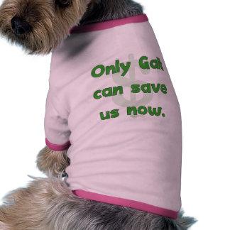 Galt Save Us Dog T-shirt