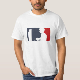 Gamer logo tee shirts