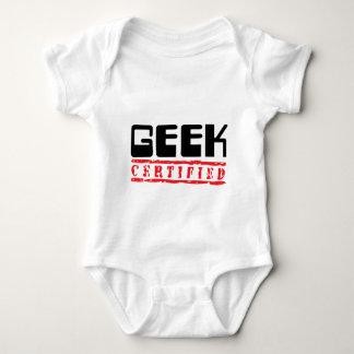 Geek certifié t-shirts