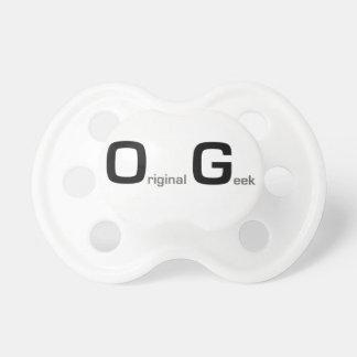 geek original sucettes pour bébé