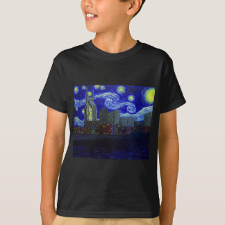 "Gifts: ""Nashville Starry Night"" by Jack Lepper Tees"