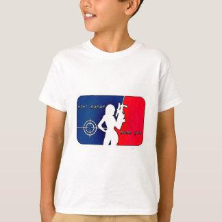 Girl Gamer Pwns You! Shirts