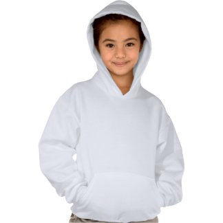 Girl holding a cat, on a hoodie. hooded sweatshirts