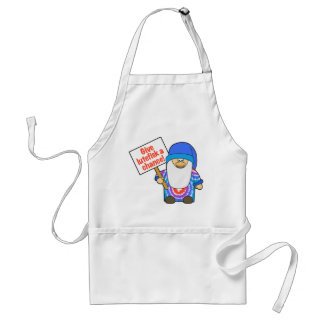 Give Lutefisk a Chance! Standard Apron