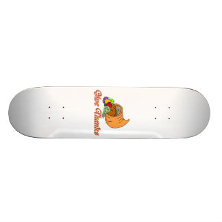 Give Thanks Cornucopia Skate Decks