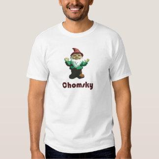 Gnome Chomsky Tees