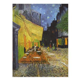 Gogh, Vincent van Caf?terasse bei Nacht Cafe Terra Postcard