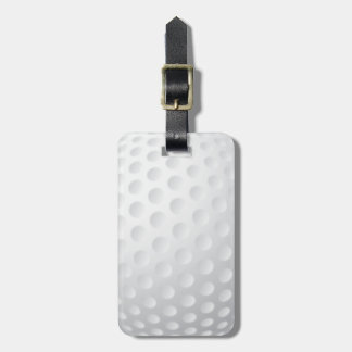 Golf Ball Travel Bag Tag
