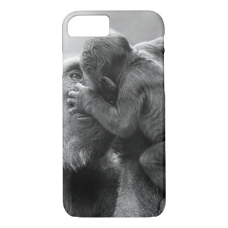 Gorilla Kiss iPhone 7 Case