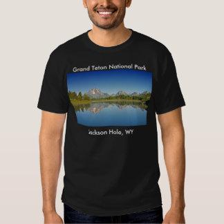 Grand Teton National Park Series 10 Tshirt