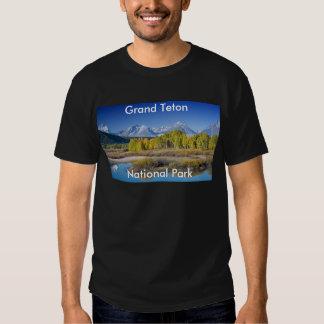 Grand Teton National Park Series 6 Tee Shirt