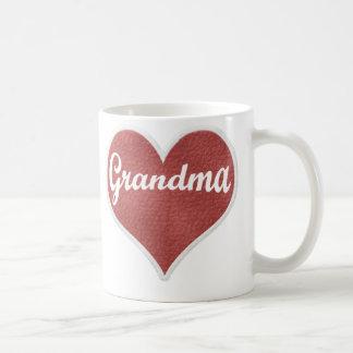 Grandma Classic White Coffee Mug
