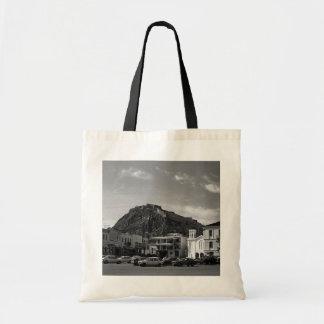 Greece Nafplion Venetian castle 1970 Budget Tote Bag