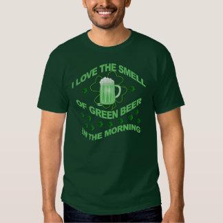 Green Beer T Shirts