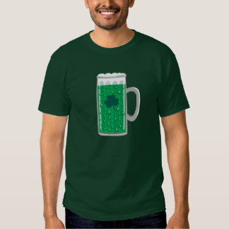 Green Beer Tshirt