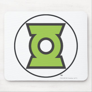 Green Lantern Logo 11 Mouse Pad