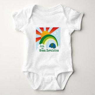Green Revolution Baby T-shirts