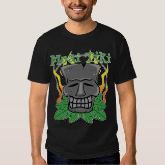 Grinning Tiki Mask Shirt