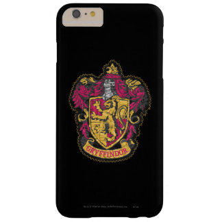 Gryffindor Crest 2 Barely There iPhone 6 Plus Case