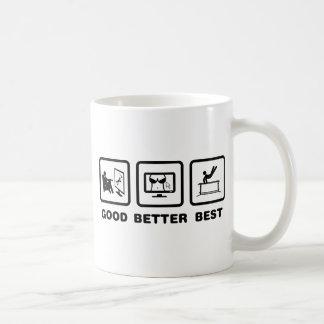Gymnastic - Parallel Bars Classic White Coffee Mug