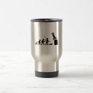 Gymnastic - Vault 15 Oz Stainless Steel Travel Mug