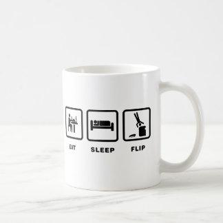 Gymnastic - Vault Classic White Coffee Mug