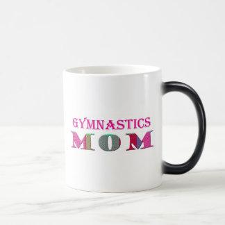 GymnasticsMom 11 Oz Magic Heat Color-Changing Coffee Mug