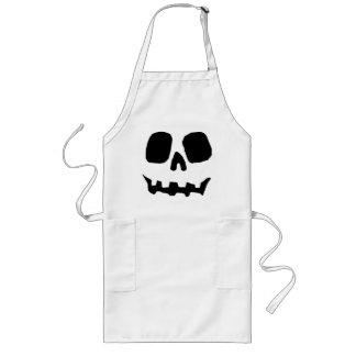 Halloween Jack-O Long Apron