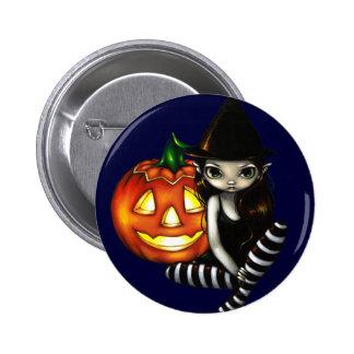 """""""Halloween Night"""" Button"""